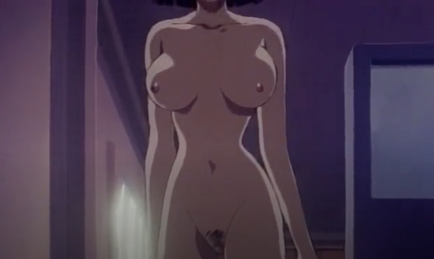 One of the all-time greatest retro anime videos with hardcore sex and horny futa babes