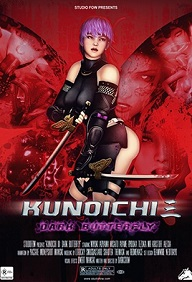 Kunoichi 3 Dark Butterfly