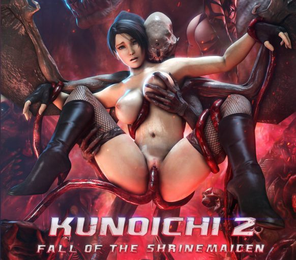 Kunoichi 2 Fall of the Shrinemaiden