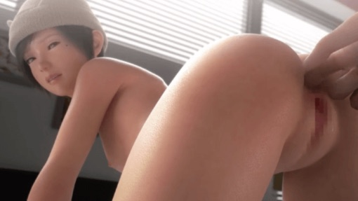 Mai to Rei – High quality 3D hentai