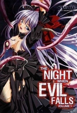The Night When Evil Falls