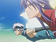 Saint Stranger Ikusen no Hiru to Yoru Hen - Episode 2