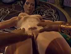 Pornomation 3 - Dream Spells - Episode 1