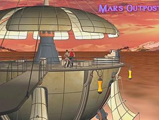 Romp On Mars