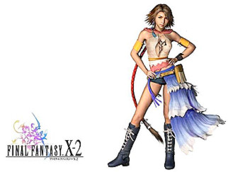 Final Fantasy X2 Yuna Last Mission