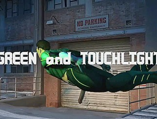 Green Lantern Proves His Manhood