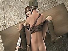 Captive Swordwoman - Episode 1