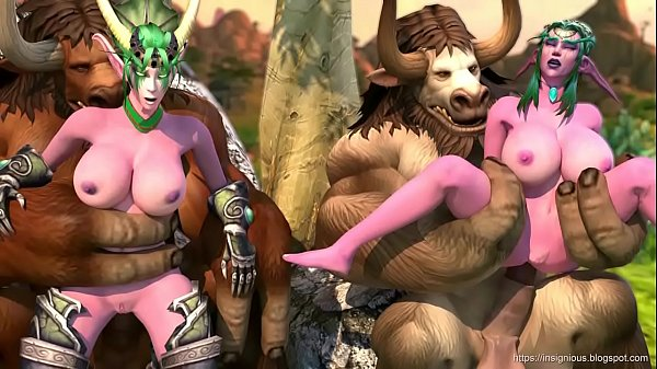World of Warcraft Ysera and Tyrande