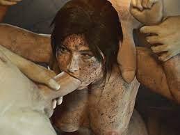 Tomb Raider Lara Croft Fuck