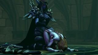 World of Warcraft Sylvanas Unlimited Desires