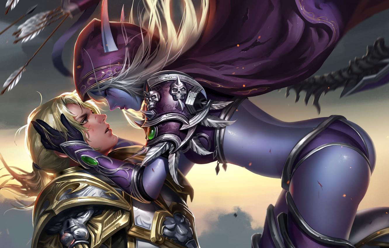 World of Warcraft Sylvanas Agreement - Episode 1