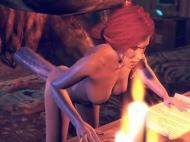 Pleasures - The Witcher - Episode 1
