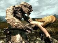 Troll Pet – Skyrim