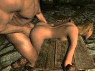 The Raper - Skyrim - Episode 1
