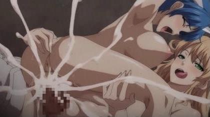 Shinkyoku No Grimoire The Animation - Episode 2