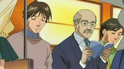 Shuudan Chikan Densha - Episode 1
