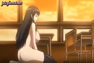 Busty cartoon schoolgirl wants to learn how to fuck in hot 3D scene