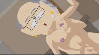 Incredibly sexy cartoon with characters from South Park