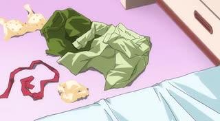 Insatiable schoolgirl cheats on her boyfriend with a hot futanari