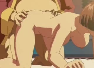 Sexy redhead with a sexy figure gets wrecked in a toon